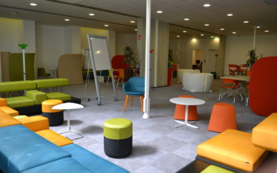 La BUlle, nouvel espace de travail collaboratif de la BU du Mans, ouvre bientôt !
