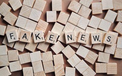 Arrêtez de croire n'importe quoi ! … repérez les fake news